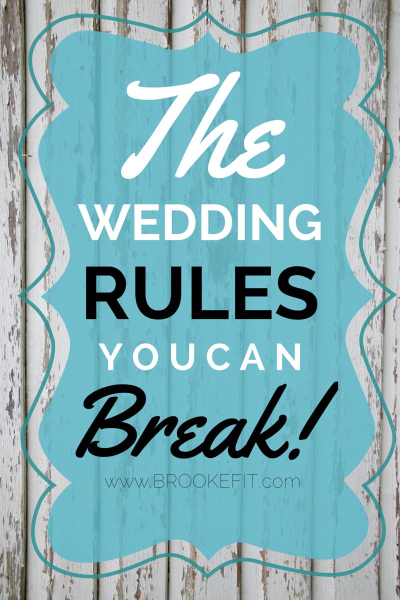 weddingrules